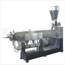 máquina de extrusora de alimentos para animais do laboratório único parafuso para venda