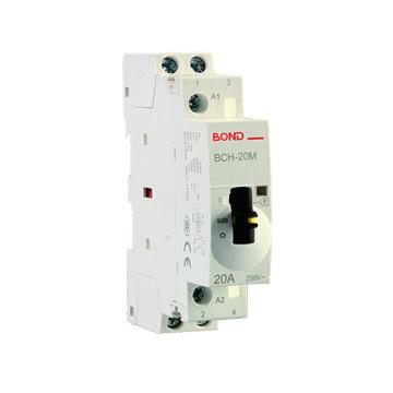 BCH-20M 2P Ручные модульные контакторы переменного тока