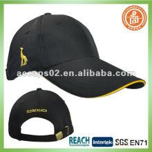 Jirafa bordado gorra de béisbol BC-0112