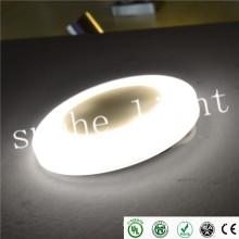 Hohe Helligkeit warme Beleuchtung führte Deckenleuchte Runde Form gute glatte LED-Deckenleuchte