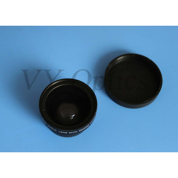 Telphoto /Wide Angle/Fisheye Lens for Digital Camera