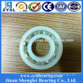Plastic Deep Groove Ball Bearing 6205 With POM or PA or UPE Bearing