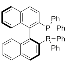 Хиральных химических КАС № 76189-56-5 (ы) -Бинап; (З) -2, 2'-бис (дифенилфосфино) -1, 1'-Binaphthalene