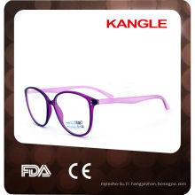 2015 nouveau cadre optique de conception avec des lunettes TR90