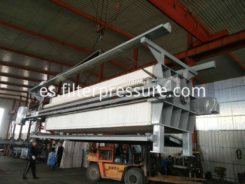 Filter Press For Plate Frame