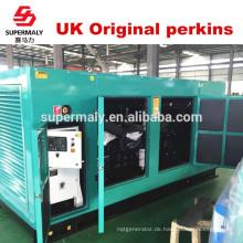 8KW-1800KW Einfache Betrieb Land Generator mit berühmten Marke Motor