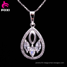 2016 Design Pear Shape Women Pendant Charms