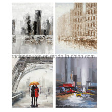 Modern Canvas Printing Streched Canvas Oil Painting for Wall Decor