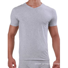 Mens Pima Baumwolle Gym T-Shirt