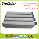 European market MC853 toner 45862818 45862816 45862815 45862814, 45862840,45862839,45862838,45862837 for MC853dn