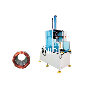 Electrical Motor Stator Coil Wire Middle Forming and Shaping Machine