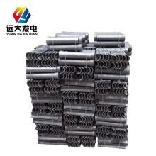 Boucliers d'érosion de tube de chaudière pour le tube de chaudière de protection