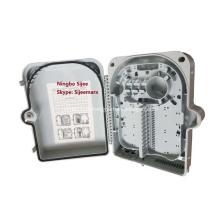 Boîte à bornes de distribution fibre optique FTTH 24 cœurs