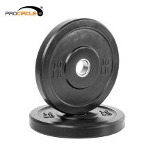 Gymnastische Übungs-Roheisen-Gewichts-Platte nach Maß