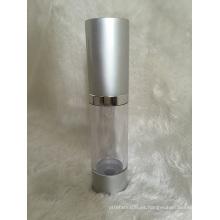 Botellas acrílicas sin aire para envases cosméticos