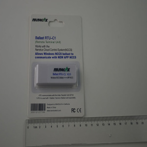 Hot Sealed Blister Paper Card For Ballast Or USB Flash Disk