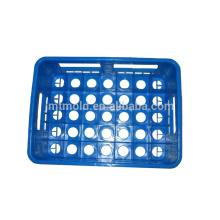Molde plástico moldeado modificado para requisitos particulares estable superior del cajón de la inyección de los cajones de las frutas