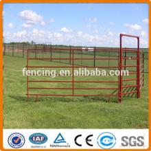 Barrière de bétail à bas prix panneaux de bétail / panneau de clôture de ferme d'élevage en métal