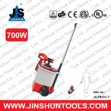 JS 2015 Portable spray gun with accucate atomization 700W