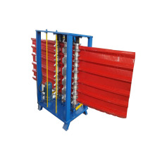 Type manuel Smart Type Metal Panels Arching Machine