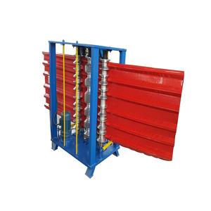 manual type smart kind metal panels arching machine