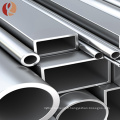 Gr2 10mm soudure titane tube rectangulaire prix
