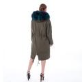 Fashion fur winter outwear