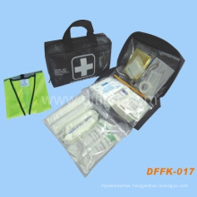 Home / Car / Outdoors First Aid Kit with Customized Logo (DFFK-017)