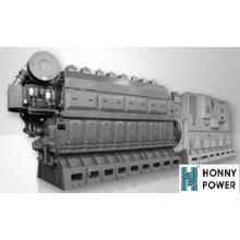 700kW-4180kW Combustível Pesado Gerador Diesel conjunto