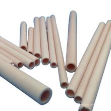 High temperature Industrial refractory cordierite mullite Al2O3 ceramic pipe tube