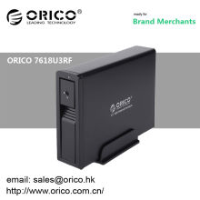 ORICO 7618U3RF 3.5'' 6tb Wireless aluminum with lock hdd enclosure