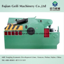The Crocodile Shear/Cutting Machine for Steel Billets