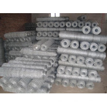 PVC coated and galvanized anping hexagonal wire mesh