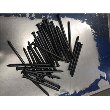 Black/galvanized concrete steel nails