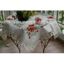 Christmas Table Cloth St1734
