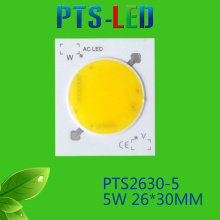 High Power 5W/7W/9W/12W/15W /20W AC COB LED High Quality 110V 220V Driverless Power LED