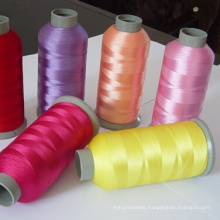 120/2 280 Tpm Cheap Reflective Embroidery Thread
