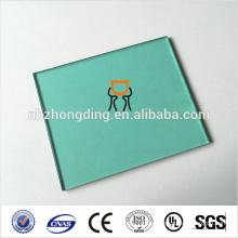 feuille solide en polycarbonate solide de 2 mm d'épaisseur