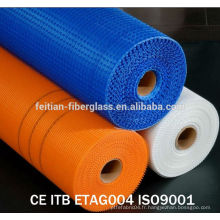 Tissu en mousse en fibre de verre de qualité supérieure de 5 mmx5 mm 145gr / m2