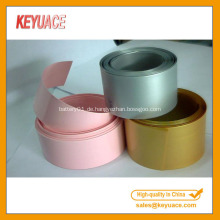 PVC-bunte Schrumpfschlauch für Batterie