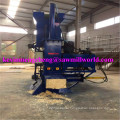 Metering Baling Machine Hydraulic Vertical Baler for Wood Shavings