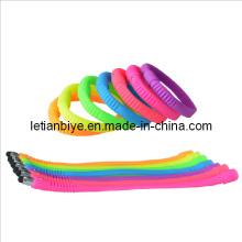 Noctilucent Silicon bracelet tactile stylet (LT-C494)