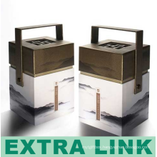 Custom Design Recyclable Guyabano Tea Paper Box Packaging