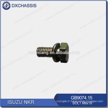 Véritable boulon NKR GB9074.15