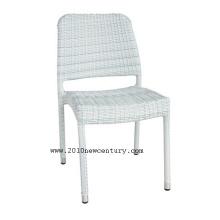 Chaise de rotin chaise/extérieur fauteuil/jardin 8004 (stakable)