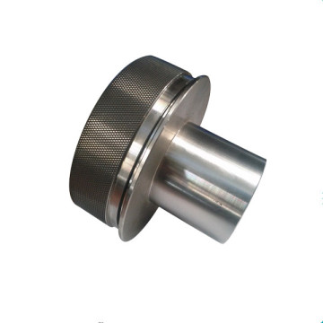 CNC Lathe Parts Knurled Nuts Machined Communication