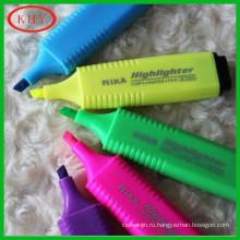 Pass EN71/ASTMD-236 Multi-color Chisel Tip Highlighter
