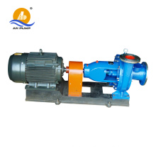 Stainless steel paper pulp pump for paper making plant