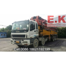 Secondhand Sany Concrete Pump Truck (SY5383THB-48)