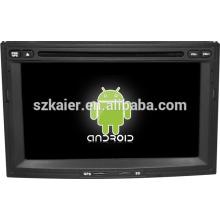 Navegador do dvd do andróide do carro para Peugeot 3008/5008 com GPS / Bluetooth / tevê / 3G / WIFI